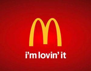 شعار برند مک دونالد