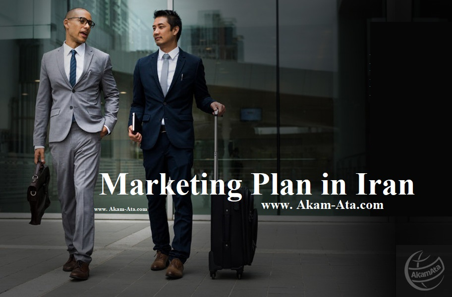 All Marketing P's Marketing Plan Advice in Iran Akam Ata Co.
