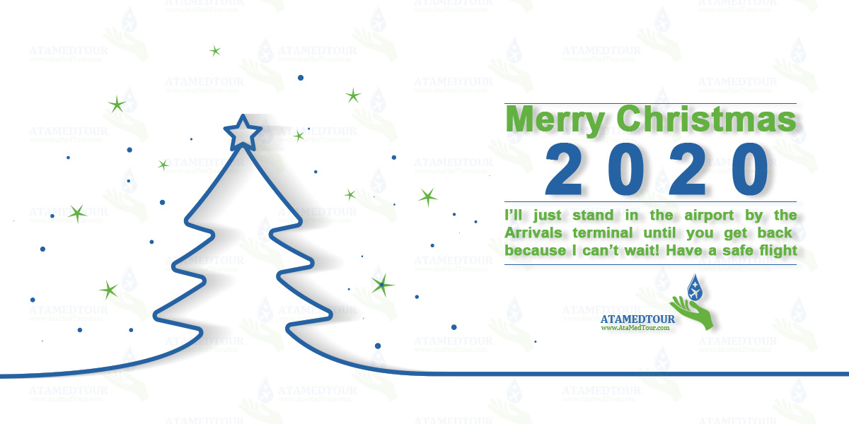 Travel to Iran with The best Interpreters Merry Christmas 2020