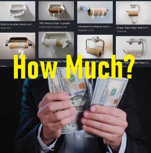 کمبود دستمال توالت و افزایش قیمت مواد ضدعفونی کننده و دستمال بازاریابی و فروش کرونایی بحران در آمریکا و انگلیس