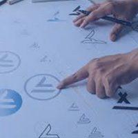 مشاوره خدمات طراحی لوگو ارزان و آرم هویت بصری برند شرکت آکام آتا