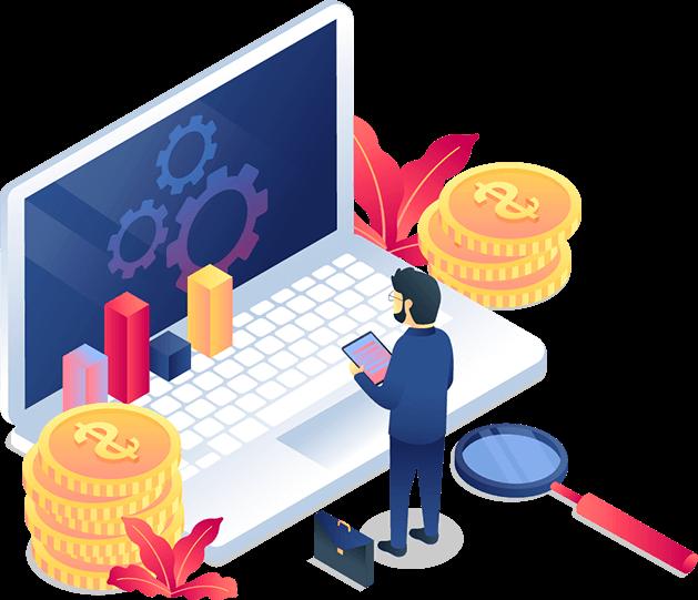 تعیین ارزش یا قیمت سایت