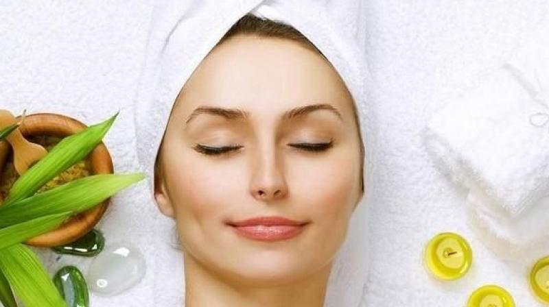 متن تبلیغ برای پوست و مو